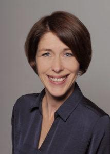 Astrid Berkholz - Leiterin Akademie